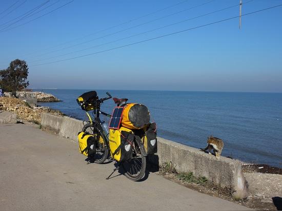 Caspian Sea in Iran