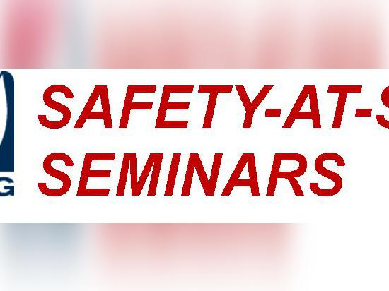 Annapolis Safety at Sea Seminars