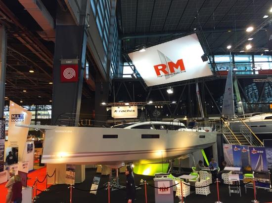 RM at Paris Boat Show 2016