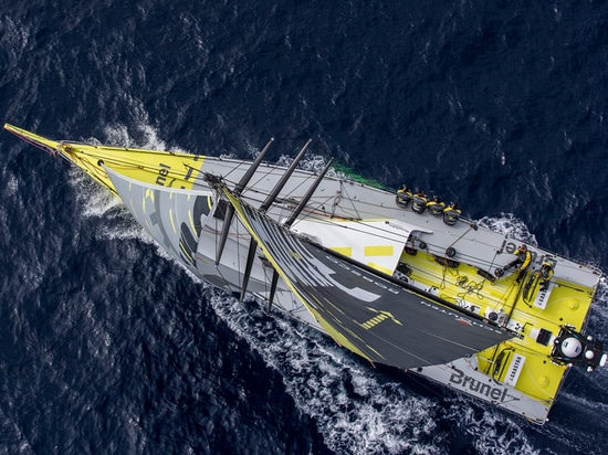 Southern Spars supplies new rigs to Volvo Ocean Race fleet