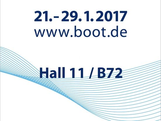 Ready for Boot Düsseldorf 2017?