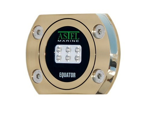 Meet the new upgraded version of Underwater EQUATOR LED Lights