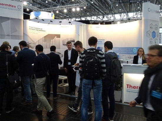 06.12.2016 - Composites Europe a great success