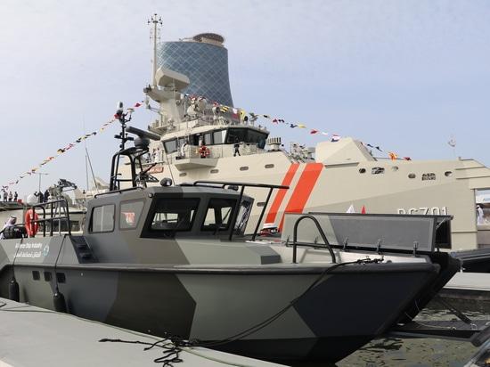 Al Fattan unveils new Combat Boat concept.