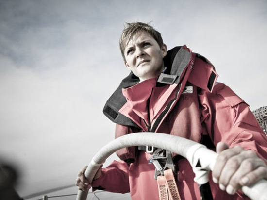 Nikki Henderson prepares for the 2017-2018 Clipper Round the World Yacht Race.