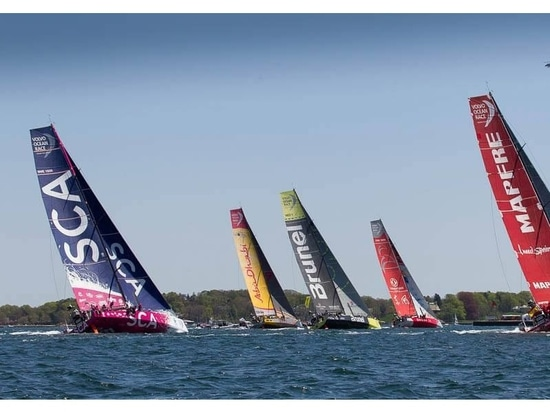 Mapfre and Dongfeng have confirmed their return to the 2017-2018 race, with a new team, AzkoNobel making three entries so far.