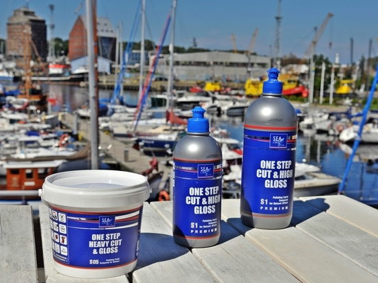 NEW POLISHING PRODUCTS SEA-LINE