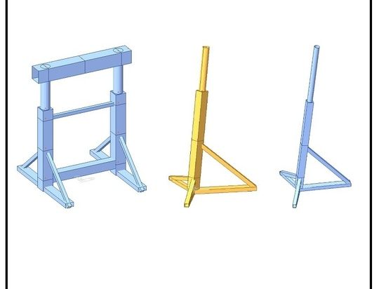 Boat Stands and Cradles