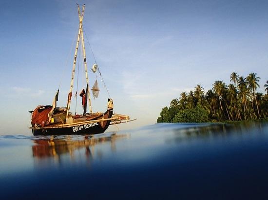 Tara Tari and Gold of Bengal, jube fiber sailboats (Courtesy of Gold of Bengal)