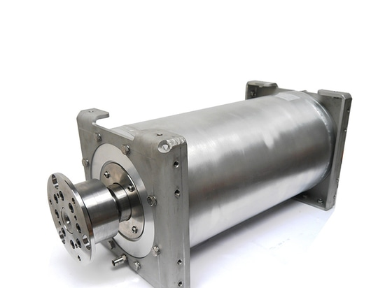 Fischer Panda 100 kW electric motor for 360 V EasyBox High Voltage Systems
