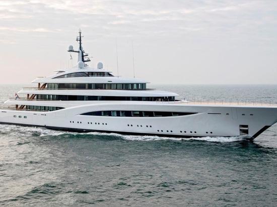 Faith, a 317-foot Feadship, was named Motor Yacht of the Year.
