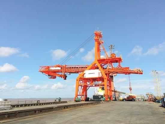Genma Ship Loader