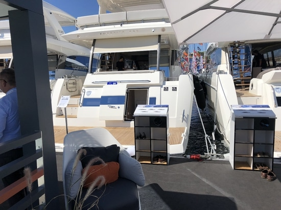 Lewmar Glass Comes of Age - Cannes Yachting Festival 2018