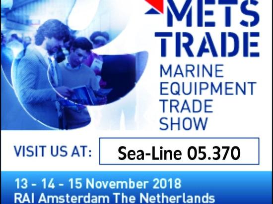 METSTRADE Amsterdam, 13-15 Nov. 2018, stand 05.370