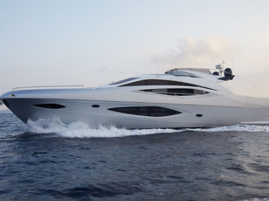For the first time a yacht will feature at CES. Furrion's 'Adonis' features a smart personal assistant Photo: Furrion