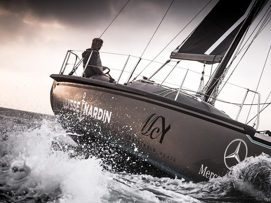 """The 10 metre """"ecologically superior"""" sailing yacht was designed by Lenard and took about a year to build. Photos by Tom van Oossanen"""