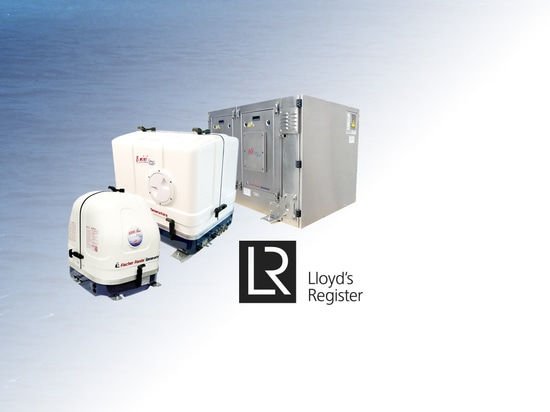 Fischer Panda certified with Lloyd's Register Type Approval