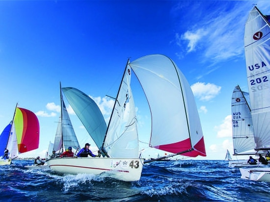The Aspen Viper 640 International Championship was the largest one-design keelboat regatta ever hosted in Bermuda, says event chair Doug De Couto. Getting 42 Vipers to Bermuda and ready to sail, ho...