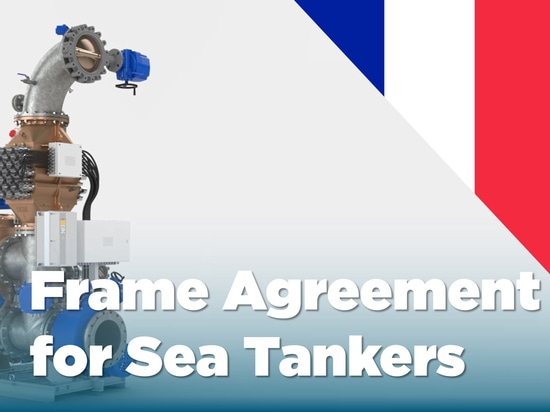 Frame Agreement for the Existing Fleet of French Company Sea Tankers
