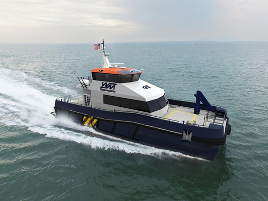 WindServe Marine's CTVs will be designed by BMT and classed by DNV GL