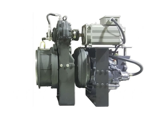 The main drive unit can be mounted either vertically or horizontally enabling the system to fit most new and existing engine compartments