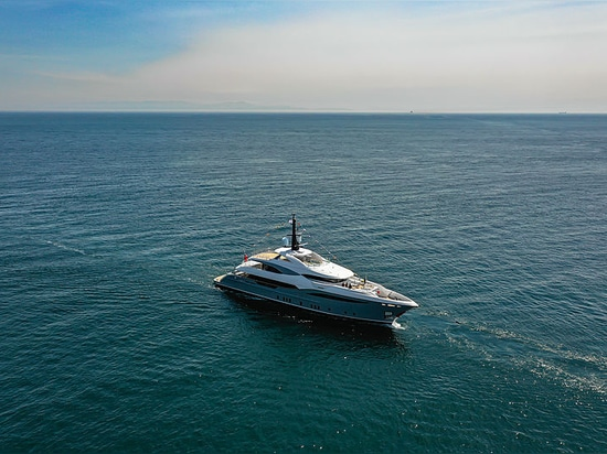 Motor yacht Lilium by Bilgin launched