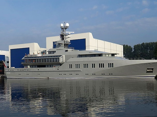 Royal Huisman expands with former Holland Jachtbouw facility takeover