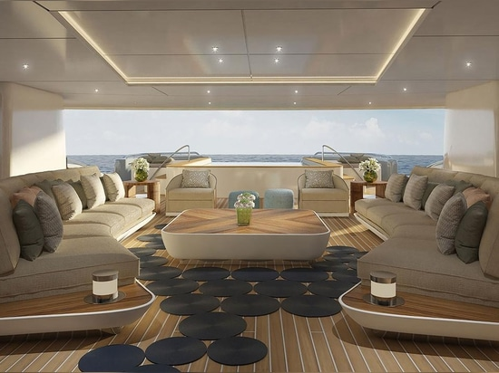 Superyachts in the making: How to own a brand-new yacht in next to no time