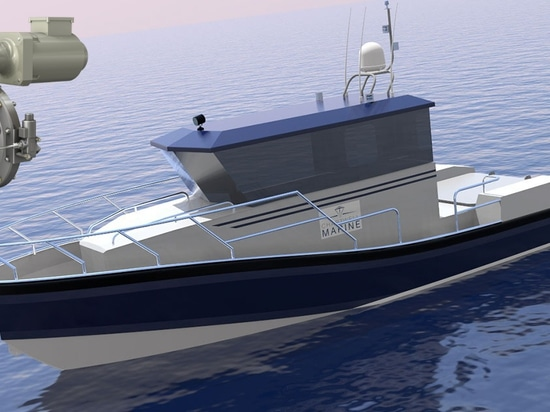 MIT and Transfluid supply hybrid unit to vessel built by Wight Shipyard