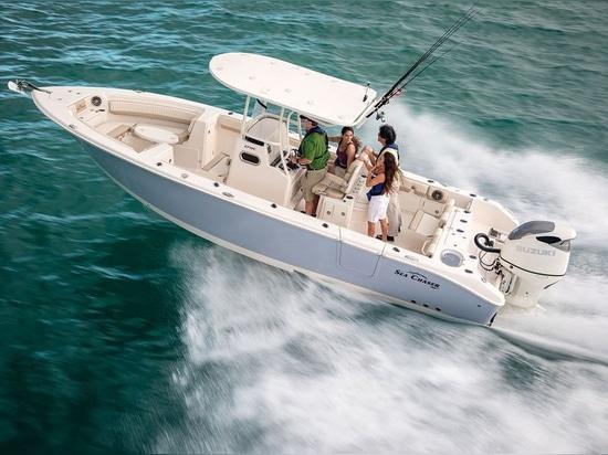 Sea Chaser 27 HFC Boat Test