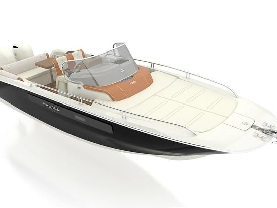 The Invictus CX270 was designed by Christian Grande