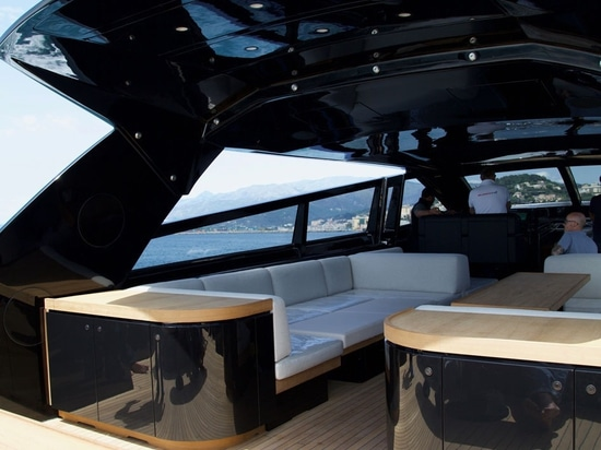 Otam builds yachts of 13 metres to 30 metres in its Fast & Iconic and Custom ranges
