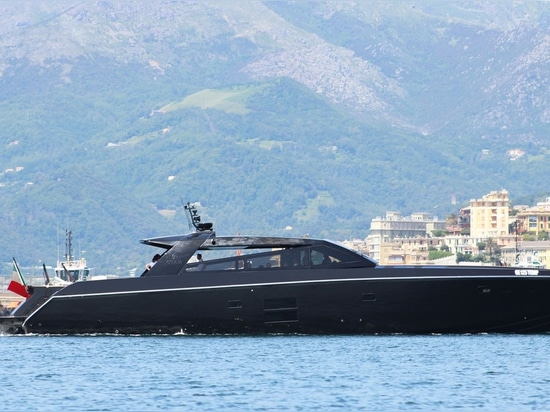 Exclusive: First look at new 26 metre Otam 85 GTS Cara Montana
