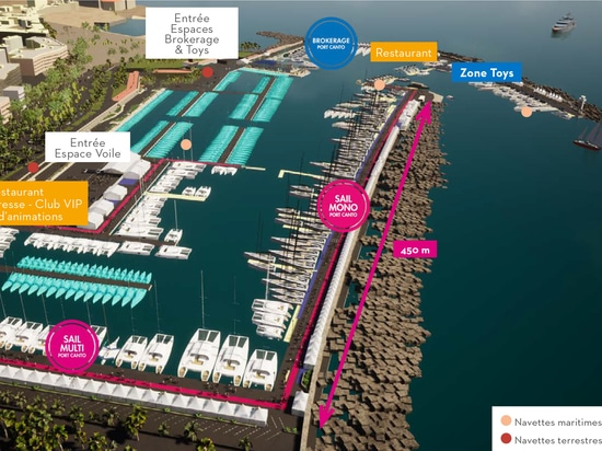 Record registrations for Cannes Yachting Festival