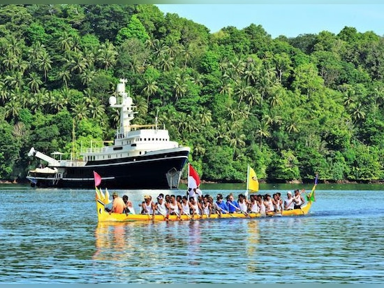 The development of Indonesia as a superyacht destination