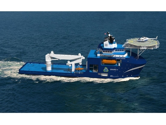 ABS to class first 'tri-fueled' vessel for Harvey Gulf