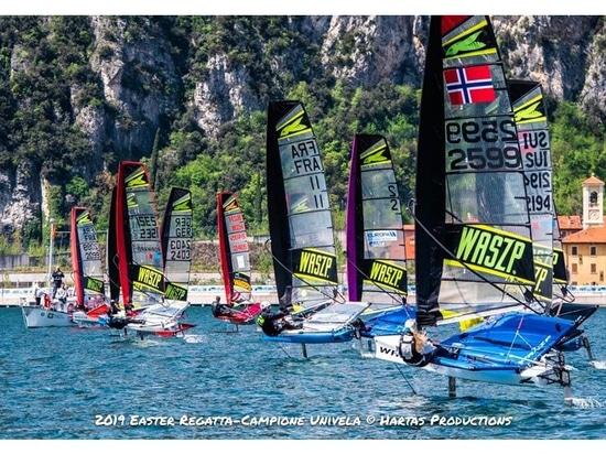 WASZP European Championships heading for record fleet