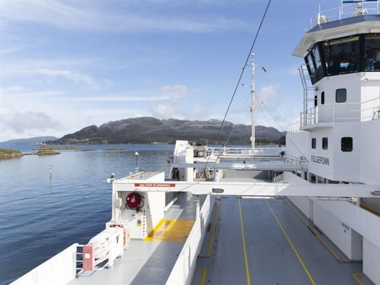 Wärtsilä secures order for world's first commercially available auto-docking system