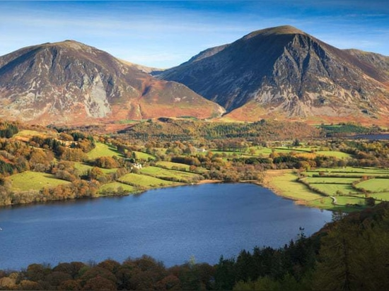 Loweswater, Lake District, UK