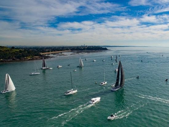 Tropical Fiji Awaits – 2020 Auckland Fiji Yacht Race