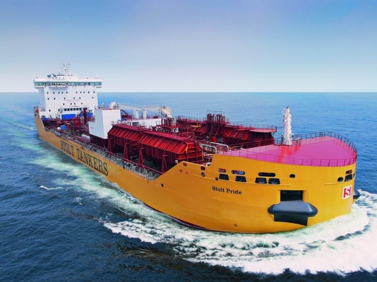 Over 60 Stolt Chemical Tankers to Get DESMI BWMS