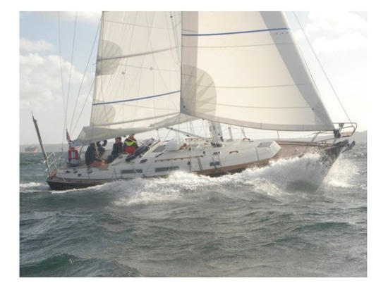 Sail servicing avoids nasty surprises at the start of the season