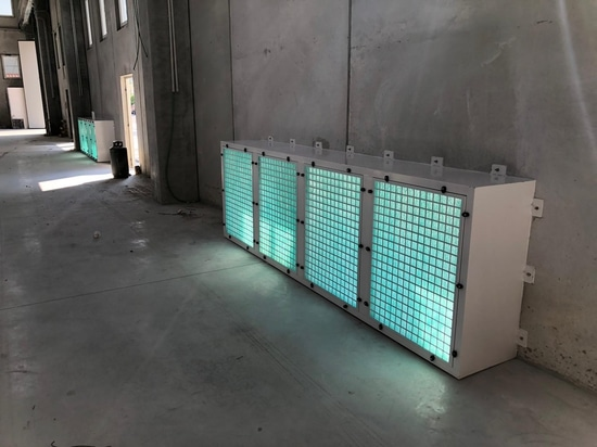 Shipyard's Air Treatment Unit