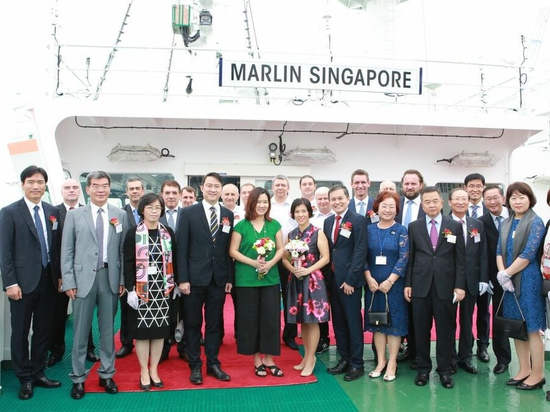 The recently named Marlin Singapore could soon be Front Singapore