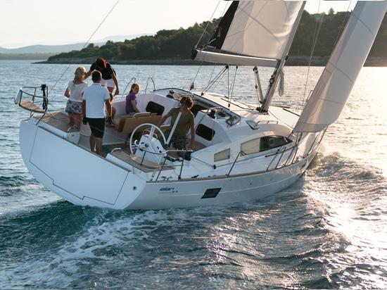 Elan Impression 45.1 wins European Yacht of the Year 2020 nomination!