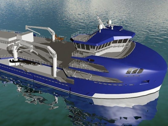 Cflow fish handling system to be used on world's largest wellboat