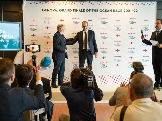 Italian city selected to host finish of The Ocean Race.
