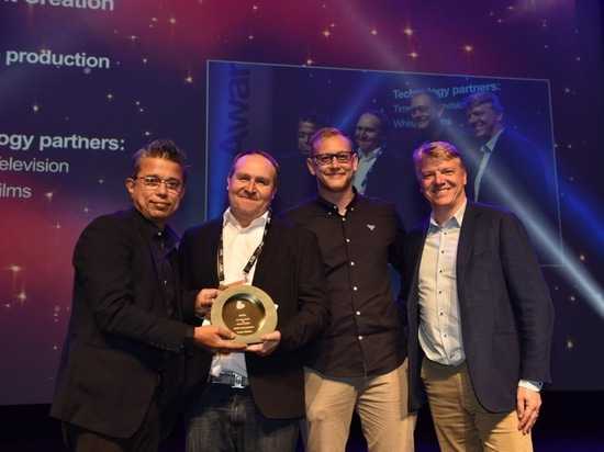 SailGP wins IBC Award for innovative content creation strategy