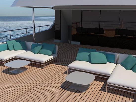 Details revealed of Rosetti Superyachts 38m EXP