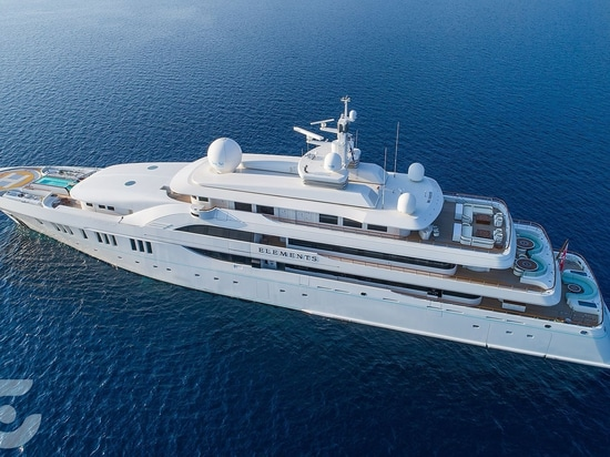 80m Yachtley Elements delivered to owner ahead of MYS